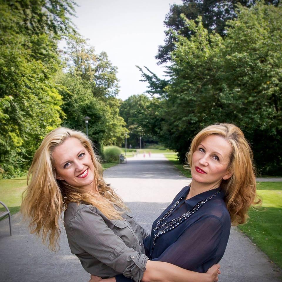 Margaretha und Hanna Czarnecka HCz201510x22-2